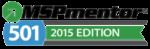 MSP 501 2015 Award