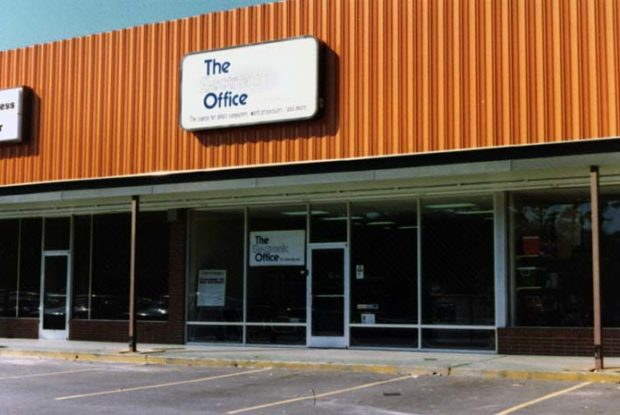 Electronic Office in 1981